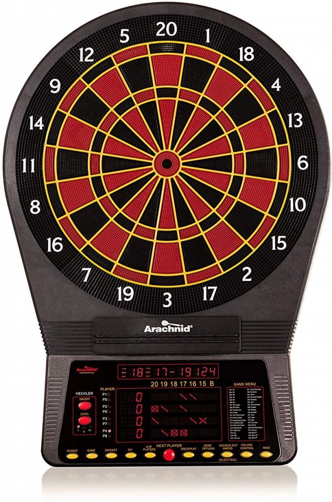 Arachnid Cricket Pro 800 Dartboard