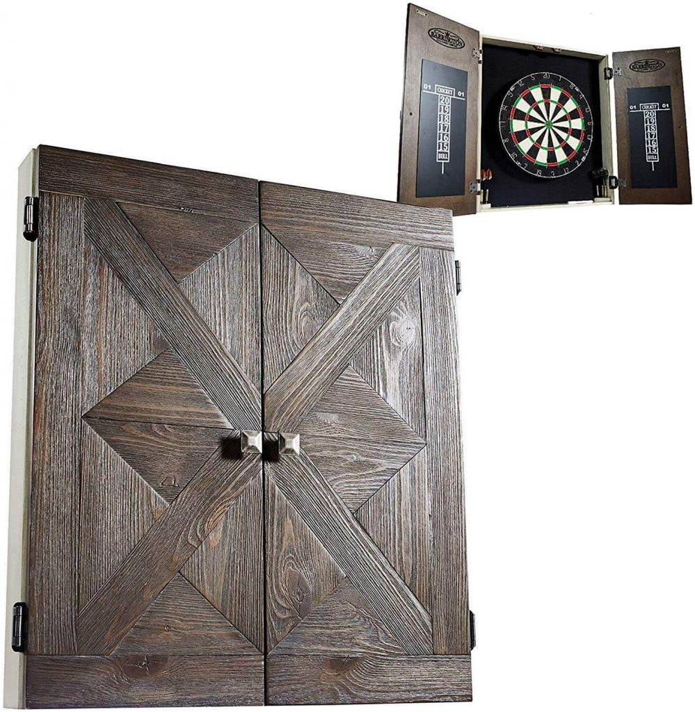 Barrington Dartboard Cabinet