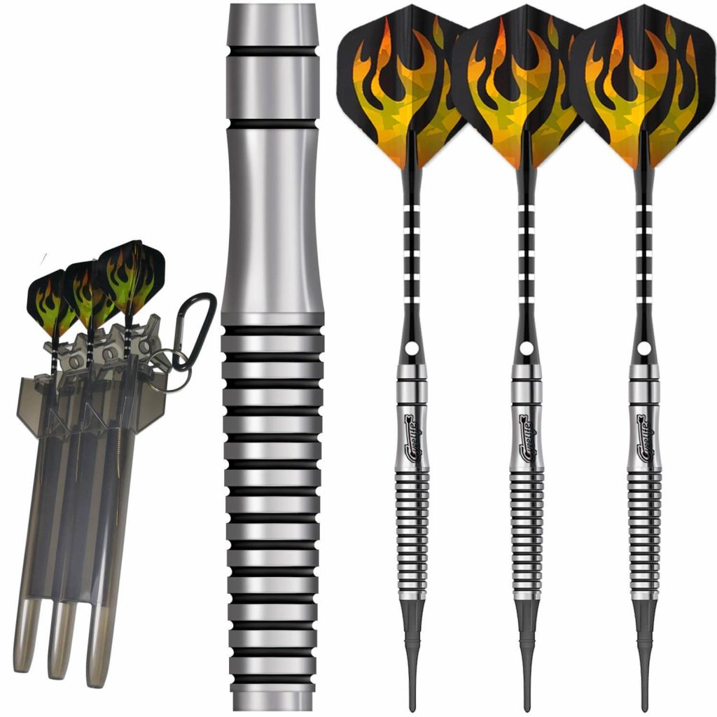 CyeeLife Tungsten Soft Tip Darts