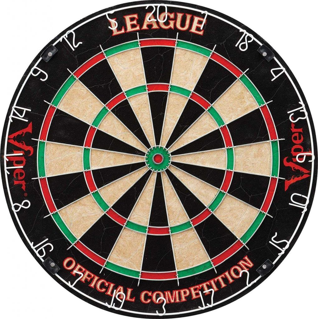 Viper League Regulation Dartboard