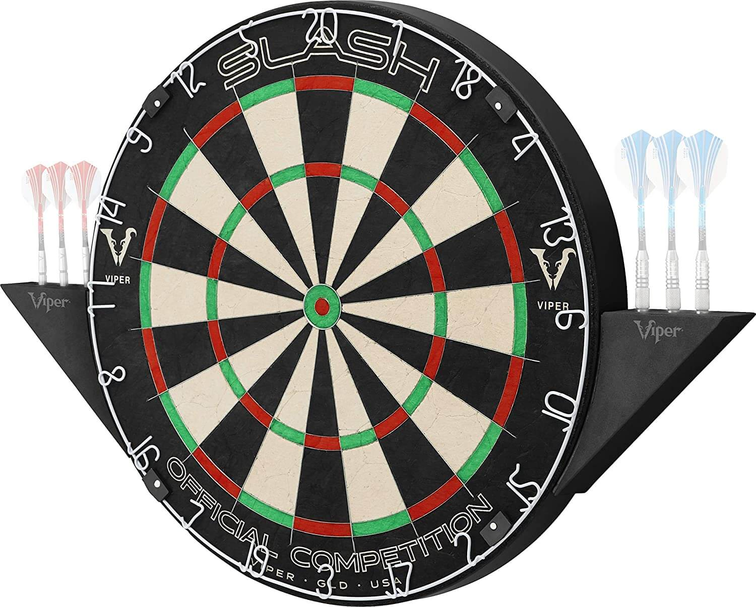 Viper Slash Bristle Steel Tip Dartboard