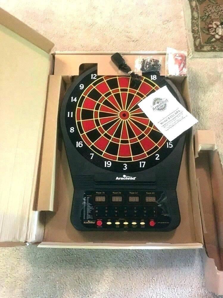 Arachnid Cricket Pro 800 unboxing