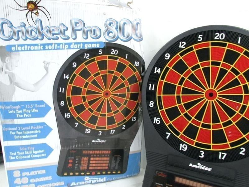 Arachnid Cricket Pro 800