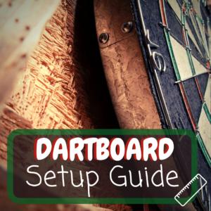 Dartboard setup guide