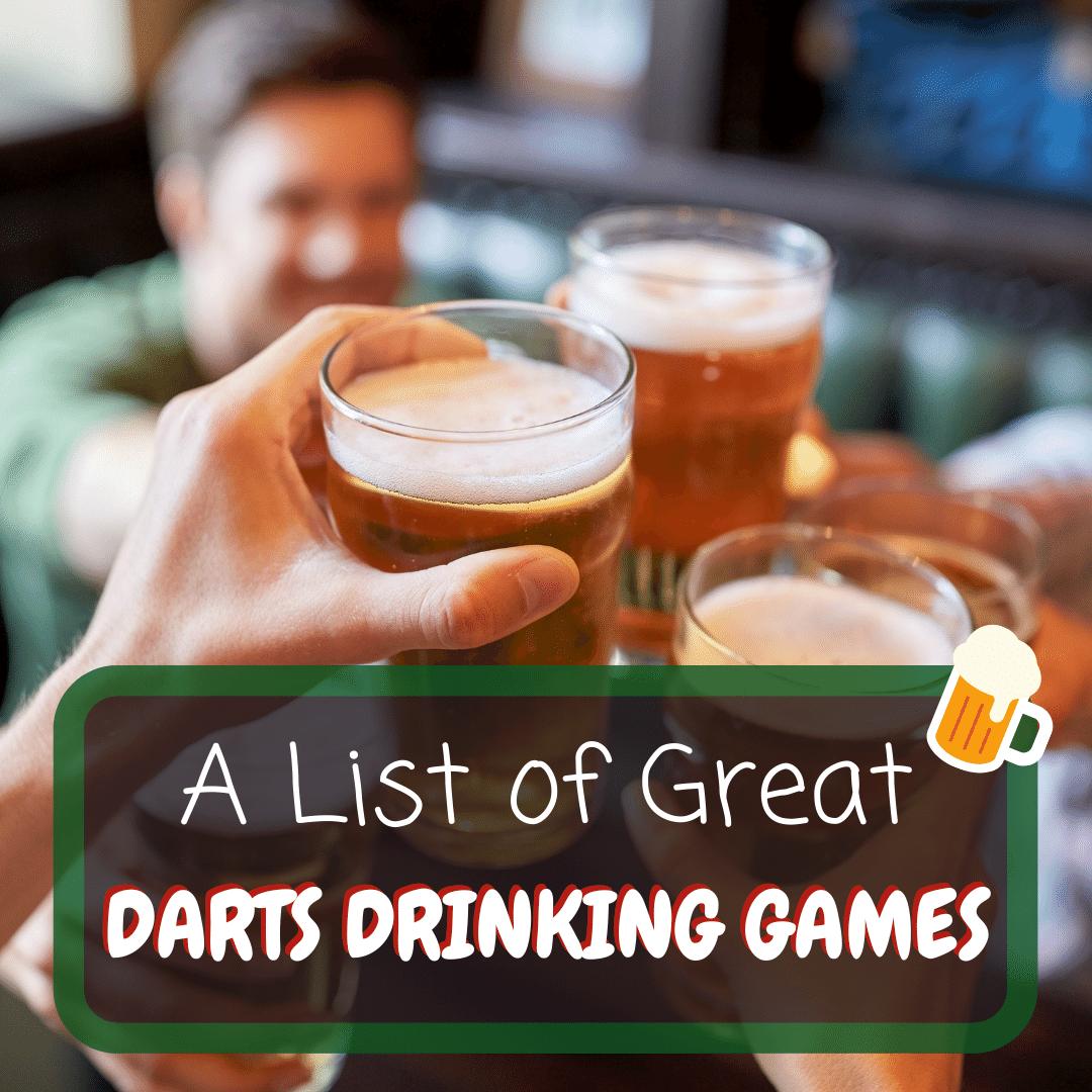 Darts Drinking Games
