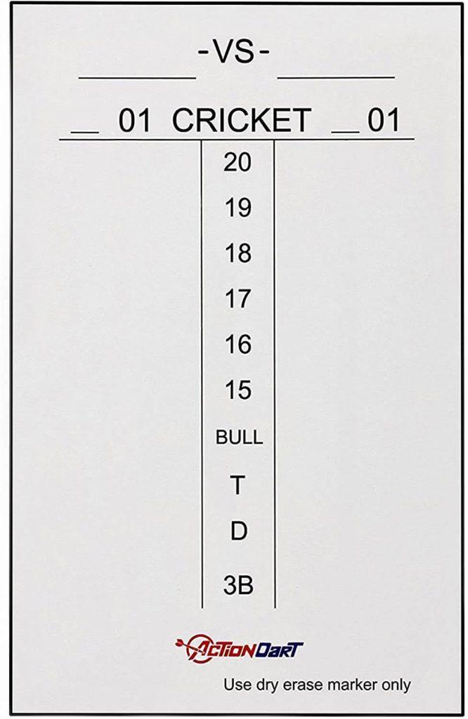 Piero Lorenzo Magnetic Dry Erase Scoreboard