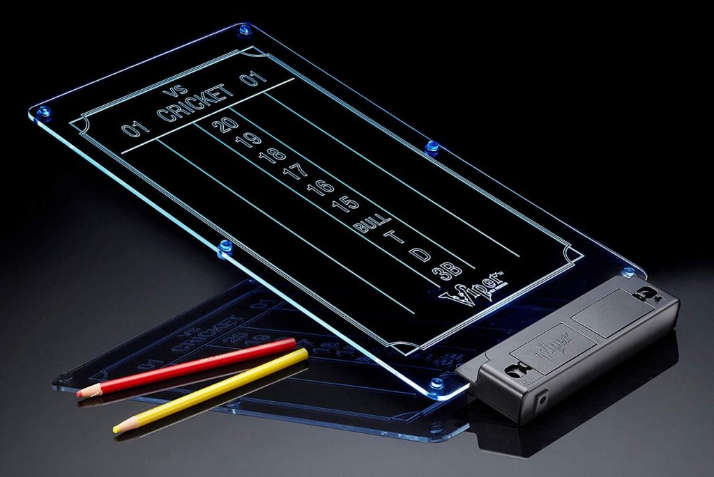 Viper Illumiscore Light Up Dartboard Scoreboard