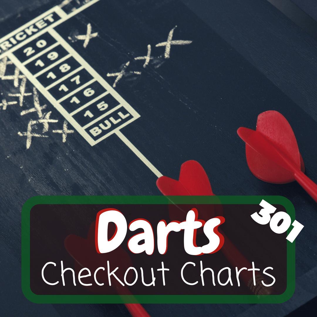 Darts Checkout Charts